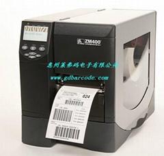 斑馬工業型條碼標籤打印機