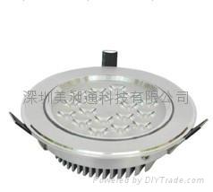 LED天花燈18W 3