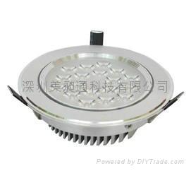 LED天花燈18W 4
