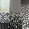 wool tweed jacquard fabric 3