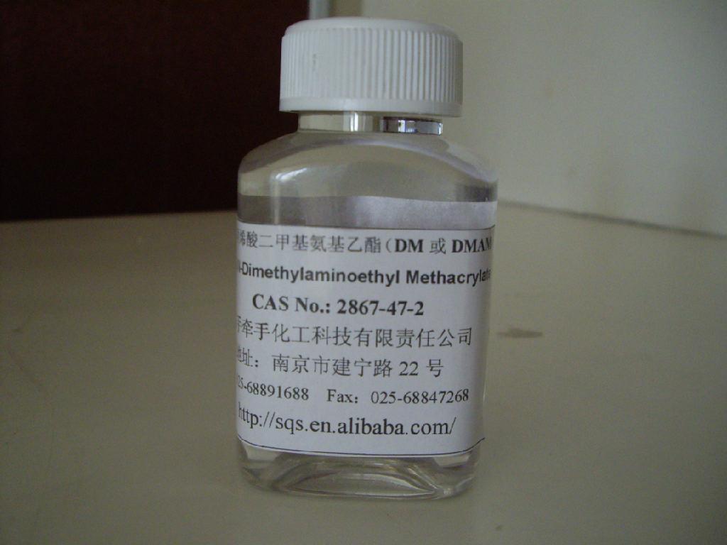 Dimethylaminoethyl methacrylate(DM or DMAEMA) 1