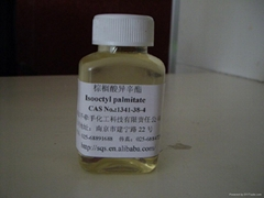 Isooctyl palmitate CAS No.:1341-38-4