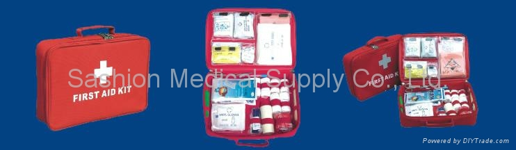 Vehicle Series First Aid kit 1