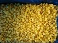 iqf/frozen yellow peach dice