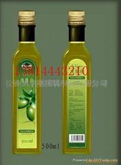 500ML橄欖油玻璃瓶