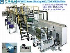 Pad Mattress Machine Full automatic