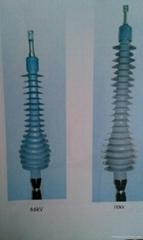 硅橡膠整體預制干式電纜終端