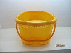 plastic foot tub