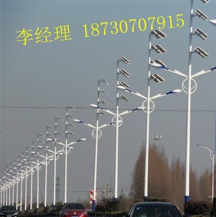 河北太陽能路燈23w 2