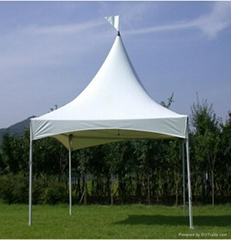 Spire tent