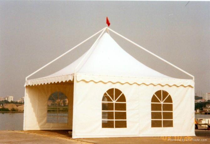 尖頂帳篷 5