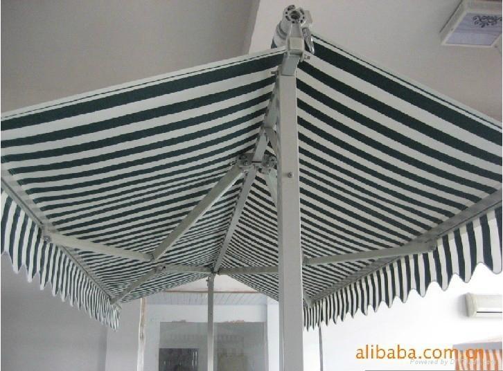 曲臂式阳篷 2