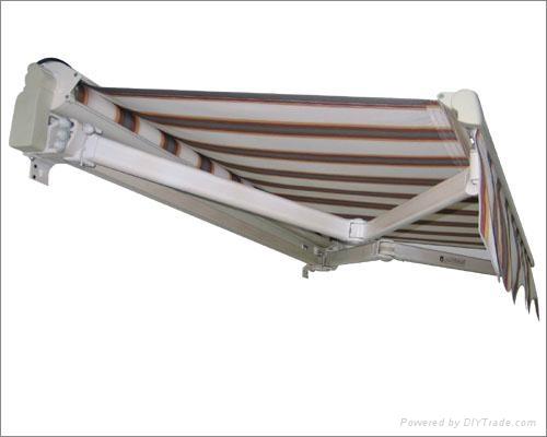 曲臂式阳篷 4