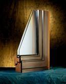 铜包木门窗