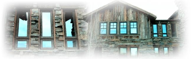 铜包木门窗 2