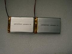 太阳能充电软包电池