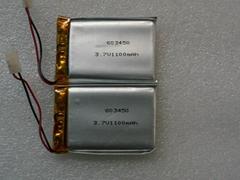 電子閱讀器專用軟包電池
