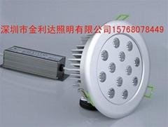 12瓦LED珠宝灯
