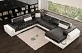 Home Corner sofa H2208 2