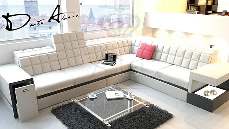 New Design Leather Sofa S2012 Vatar Sofa China Manufacturer