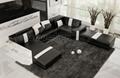 Hotsale home leather sofa