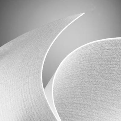 Polyester needle punched filter felt 1