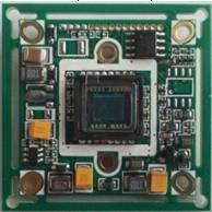 模拟CCD板