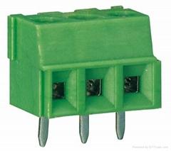YB332-350螺钉式框式压线PCB接线端子
