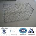 PVC+热镀锌石笼网 3