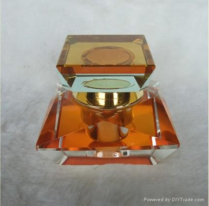 Crystal Perfume Bottle 1
