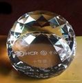 Crystal Paperweight For Office Gifts
