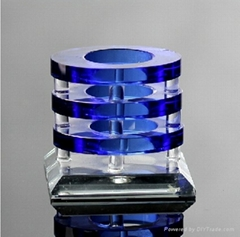 Crystal Pen holder For Office Gifts