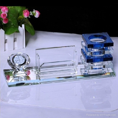 Crystal Card holder For Gifts 1