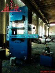 100吨框式平板硫化机