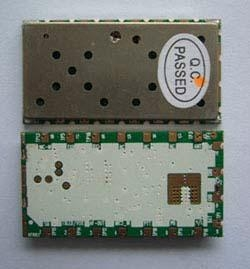 SR-FRS-1W(UHF/VHF)无线对讲/数传模块1W, 5公里(中文) 1