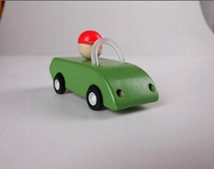 pull-back motor(open car) wooden toys gifts