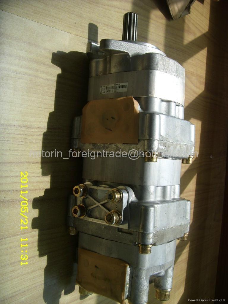komatsu dozer gear pump 705-58-44050 1