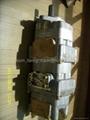 komatsu dozer gear pump 705-58-44050