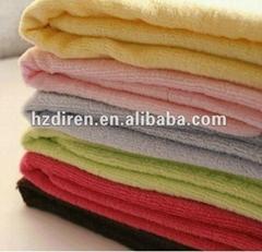 printed microfiber towel