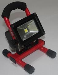 车载充电二合一LED应急灯