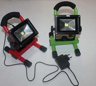 車載充電二合一LED應急燈 4