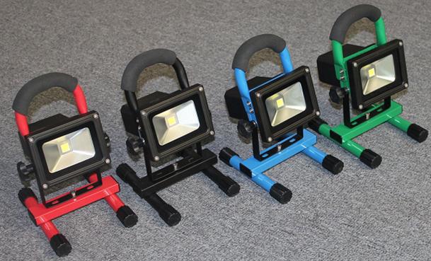 車載充電二合一LED應急燈 5