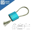 Anti-counterfeiting container cable
