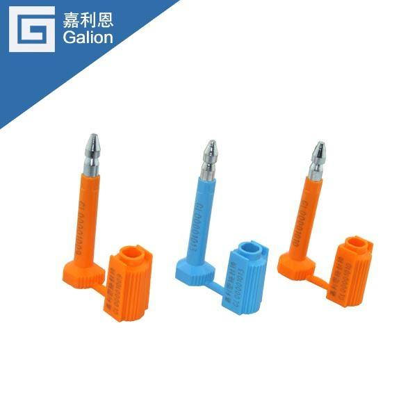 Container bolt seals 2