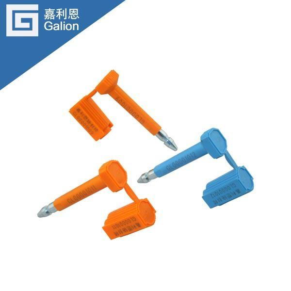 Container bolt seals 3