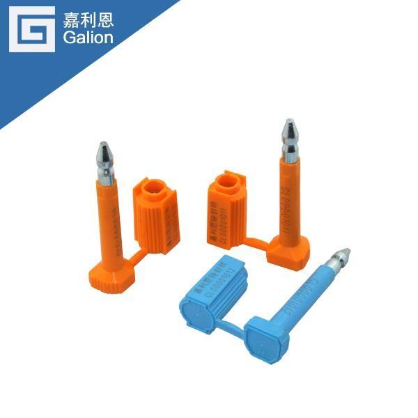 Container bolt seals 4