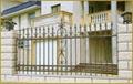 wrought iron fence 2