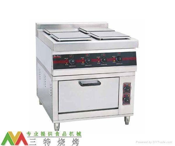 电热板炉 1