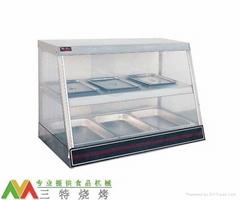 唯利安雙層食物保溫櫃