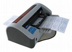 Semi-Automatic Business Card Cutter
